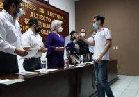 Realizan concurso de Lectura en Voz Alta en la delegación Colima