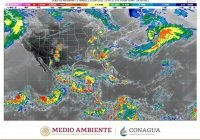 Continuará clima lluvioso durante la tarde para Colima