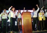 Tey Gutiérrez promete gobernar con la honestidad que caracteriza a los villalvarense