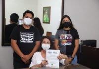 Se compromete Yolanda Llamas a trabajar para impulsar a los jóvenes tecomenses