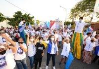 El domingo obtendremos el triunfo y Colima va a ser un mejor municipio: Margarita Moreno