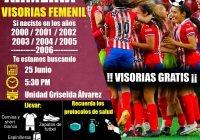 Invita Ayuntamiento a jóvenes a participar en visorias de futbol para hombres y mujeres