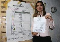 Margarita Moreno, primera presidenta municipal electa de Colima