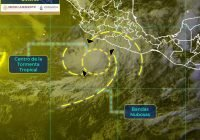 Máxima alerta ante la TT Dolores; Armería el municipio que podría ser más afectado por las lluvias