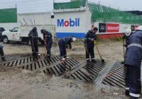Evita API inundaciones en colonias vecinas del puerto