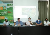 Acuerdan autoridades municipales, de sanidad y sectores agropecuarios e industrial implementar acciones contundentes para erradicar mosca del mediterráneo