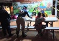 Abren refugio en Cerro de Ortega, empiezan a llegar familias afectadas