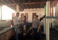 Tras paso de Enrique, alcalde Elías Lozano respalda a ramaderos y prestadores de servicios