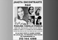 En canal del Alpuyequito, localizan sin vida a joven reportada como desaparecida