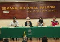 Con conferencias, presentaciones de libros y talleres, celebra la FALCOM su 41 aniversario