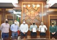 Firman convenio UdeC y Comisión de Derechos Humanos del Estado de Colima