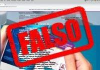 Alertan sobre sitios apócrifos de licencias