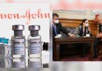 EUA donará un millón de vacunas Johnson & Johnson a México