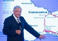 Presidente resalta beneficios del Tren Maya en el sureste del país; no dañará el ambiente, reafirma