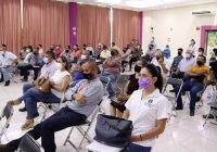 """Nutrida participación en simposio """"Plan de acción para la erradicación de la mosca del mediterráneo en Colima"""""""