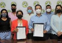 Firma CDHEC convenio con Consultoría Pericial y Ciencias Forenses