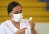 Sigue UdeC apoyando la campaña nacional de vacunación anti-COVID
