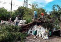 Sin afectaciones graves en el municipio de Colima tras la tormenta de la madrugada