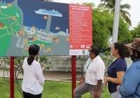 Presenta Dirección de Turismo la Ruta Histórica del Centro de Manzanillo