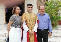 Emotiva misa de Acción de Gracias por la Ordenación Diaconal de Juan César