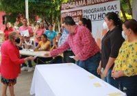 Da continuidad alcalde Carlos Carrasco a los programas sociales en el municipio de Ixtlahuacán