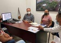 Tecomán: Vialidad y Movilidad coordinan acciones previo al inicio de obras junto al mercado y Plaza Progreso