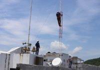 Instalan NODO que proveerá de internet gratiuto a la zona alta de Manzanillo