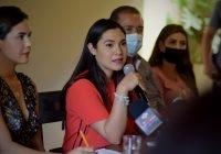 Consulta contra expresidentes fortalecerá la democracia del país: Indira Vizcaíno