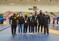 En Nacionales Conade, Colimenses conquistan medallas de bronce en luchas asociadas