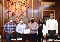 Recibe Universidad constancia de cumplimiento del  INFOCOL, por transparentar su información