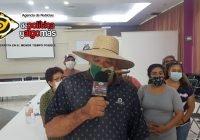 Ciudadanos protestan por negativa de regidores tecomenses para bajarse el sueldo; exigen su destitución