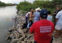 Pescador muere ahogado al caer a laguna de Cuyutlán; alcanzó a salvar a su hija de 8 años