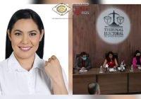 ÚLTIMAHORA Tribunal Electoral del Estado de Colima, confirma triunfo de Indira Vizcaíno Silva