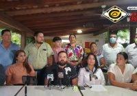 #ULTIMAHORA Líderes del Verde respaldan a Elías Lozano; piden respetar el voto
