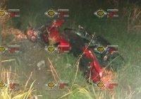 Tecomán: Muere motociclista al impactarse contra muro de contención rumbo a Pascuales