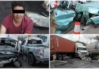 """José Guadalupe """"N"""" fue imputado por el homicidio de cuatro personas; se expuso que el individuo dio positivo a anfetamina"""