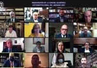 Organizó UdeC encuentro internacional por el Día del Abogado y la Abogada