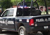 Policías estatales capturan a nueve sujetos con droga