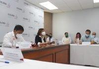 Colima cumple compromisos del  Consejo Nacional de Salud