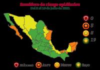 Presenta Salud proyecto de nuevos parámetros de medición del Semáforo de Riesgo Epidémico
