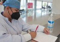 Exhortan a protegerse del Covid-19 con vacunas y medidas preventivas