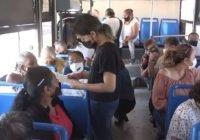 A sus 12 años, Camila ayudó a 500 adultos mayores a vacunarse contra el covid-19