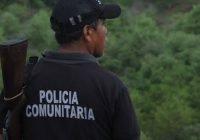 Emboscan a la policía comunitaria en Palos Marías Michoacán; un delincuente muere