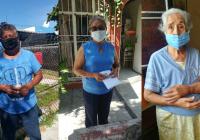 Ayuntamiento de Colima entrega apoyo económico a adultos mayores en situación vulnerable.