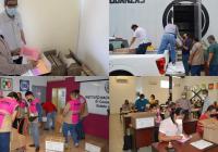 El INE en Colima recibió las papeletas que se utilizarán en la Consulta Popular del 1 de agosto