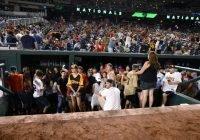 Suspenden un partido de béisbol en EE.UU. por tiroteo afuera del estadio Nationals Park de Washington