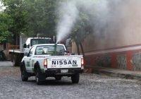 Fumigarán contra el dengue en 74 colonias de municipios de riesgo