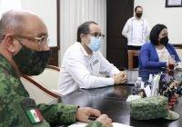 Gobierno estatal y federal trabajan en equipo para incrementar atención hospitalaria