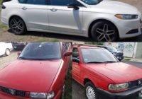 Fiscalía continúa con operativos  de recuperación de autos robados