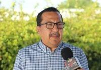 Lupe Benavides anuncia 3er. Informe y el Centenario del Jardín Principal de Coquimatlán.